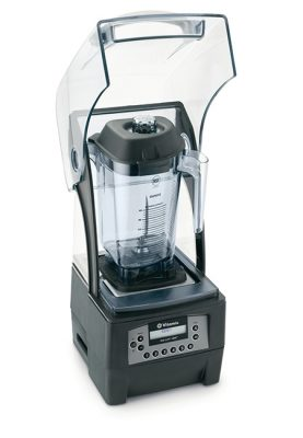Vitamix QuietOne - open