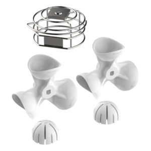 Zummo Z40 Nature accessoires extra grote cups