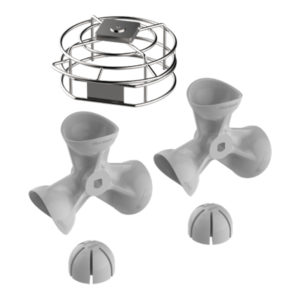 Zummo Z40 Nature accessoires grote cups